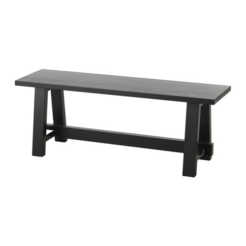 Banc En Bois Ikea : IKEA Wood Bench