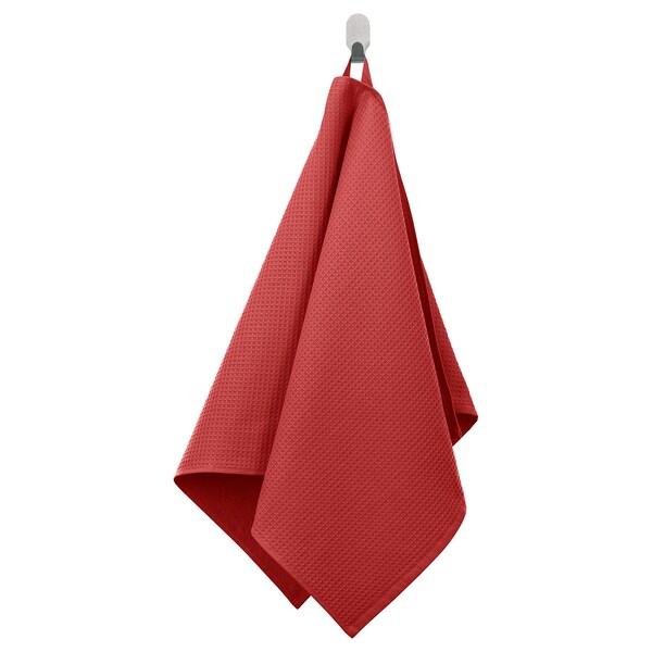 SALVIKEN Serviette, rouille, 50x100 cm