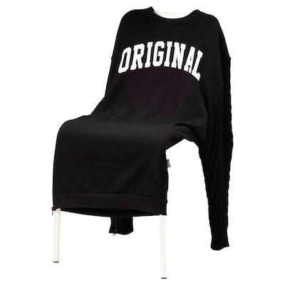 SAMMANKOPPLA housse pour chaise