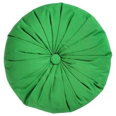 SAMMANKOPPLA coussin rond vert 40 cm 270 g 435 g