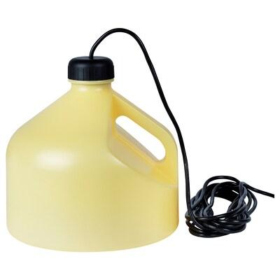 SAMMANKOPPLA éclairage à LED multifonction jaune 100 lm 23 cm 23 cm 5.0 m 2.2 W