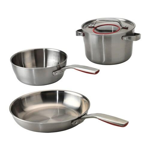 Sensuell ustensiles de cuisson 4 pi ces ikea - Ikea ustensiles de cuisine ...