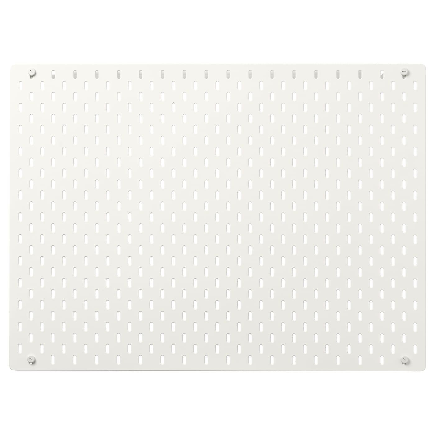Skadis Panneau Perfore Blanc 76x56 Cm Ikea