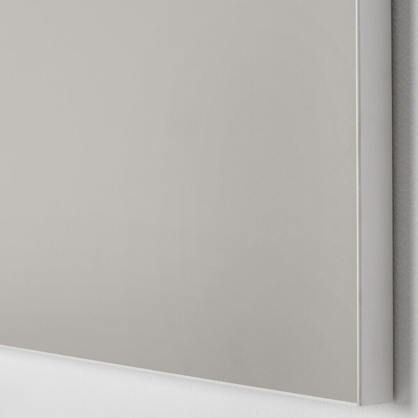 SKATVAL Tiroir, blanc/gris clair, 80x57x20 cm