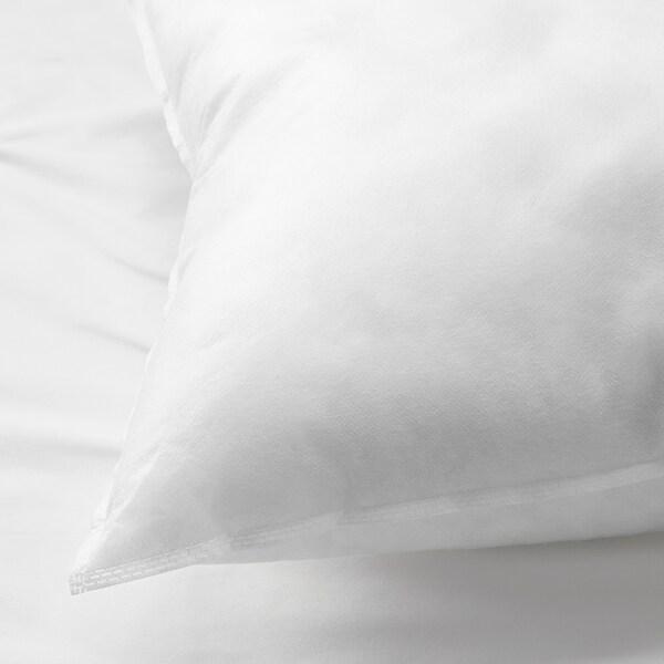 SKÖLDBLAD Oreiller, souple, 65x65 cm