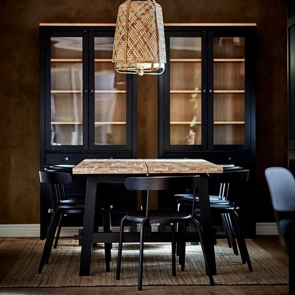 SKOGSTA Table, acacia, 235x100 cm