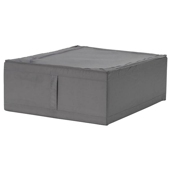 SKUBB Sac de rangement, gris foncé, 44x55x19 cm