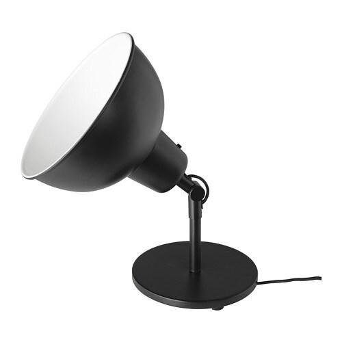 skurup lampe de table applique ikea. Black Bedroom Furniture Sets. Home Design Ideas