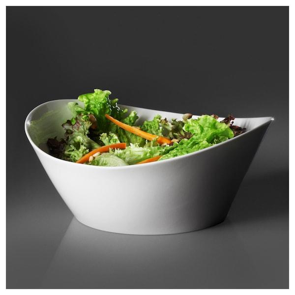 SKYN saladier blanc 13 cm 31 cm