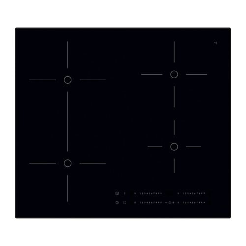 smaklig table de cuisson induction ikea. Black Bedroom Furniture Sets. Home Design Ideas