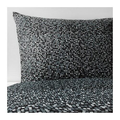 sm rboll housse de couette et taie 150x200 65x65 cm ikea. Black Bedroom Furniture Sets. Home Design Ideas