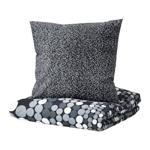sm rboll housse de couette et 2 taies 240x220 65x65 cm ikea. Black Bedroom Furniture Sets. Home Design Ideas