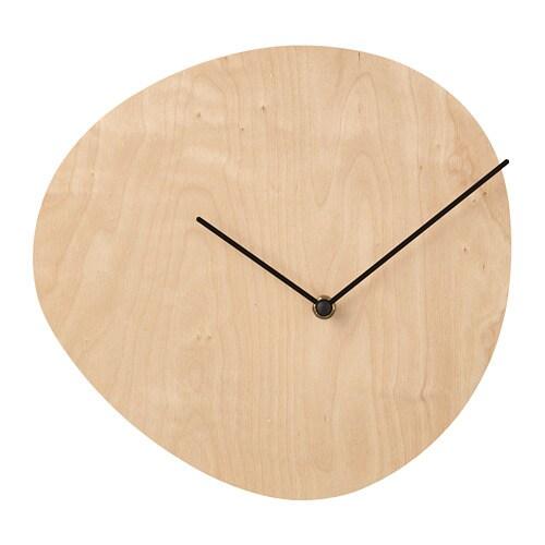 snajdare horloge murale ikea. Black Bedroom Furniture Sets. Home Design Ideas
