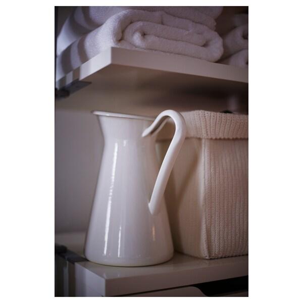 SOCKERÄRT vase blanc 16 cm 0.6 l
