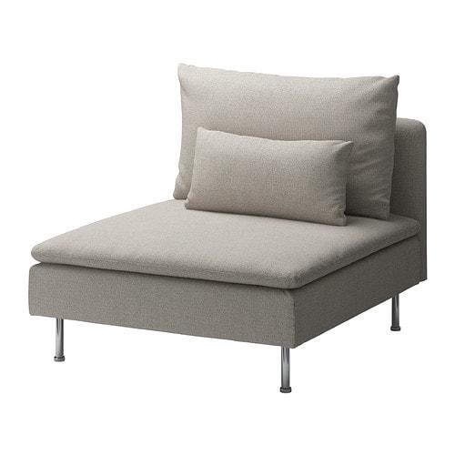 s derhamn housse chauffeuse 1 place ten gris clair ikea. Black Bedroom Furniture Sets. Home Design Ideas