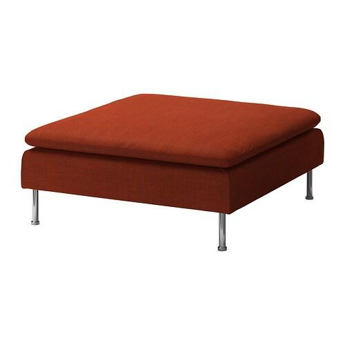 s derhamn housse repose pieds isunda orange ikea. Black Bedroom Furniture Sets. Home Design Ideas