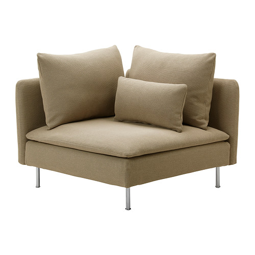 s derhamn module d 39 angle repl sa beige ikea. Black Bedroom Furniture Sets. Home Design Ideas