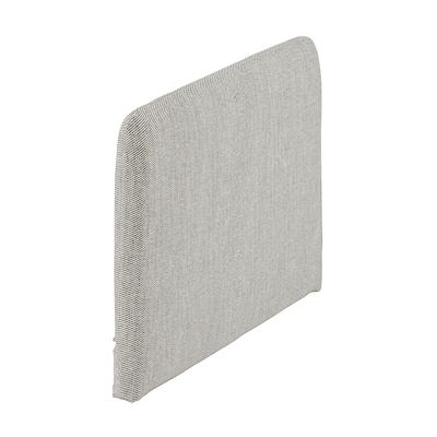 SÖDERHAMN accoudoir Viarp beige/brun 82 cm 6 cm 53 cm
