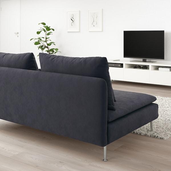 SÖDERHAMN Module 3 places, Samsta gris foncé