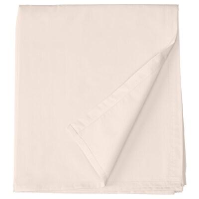 SÖMNTUTA Drap, beige clair, 150x260 cm