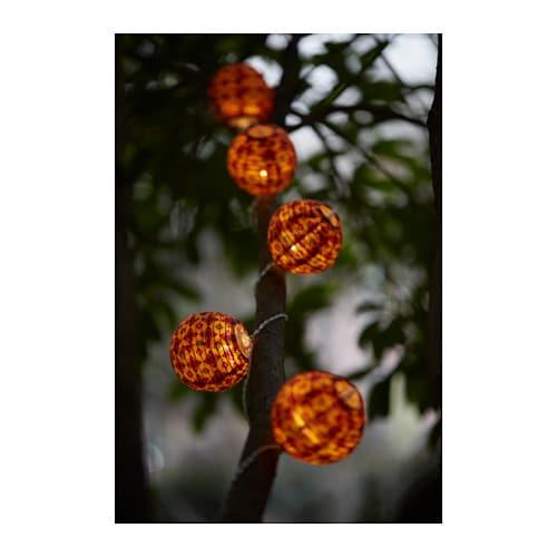 Solvinden d co guirlande lumineuse ikea for Guirlande lumineuse exterieur ikea