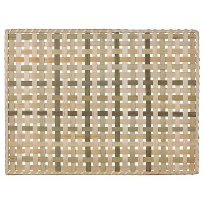 SOMMARDRÖM Set de table, bambou, 40x30 cm