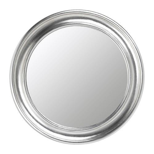 Songe miroir ikea for Miroir argent ikea