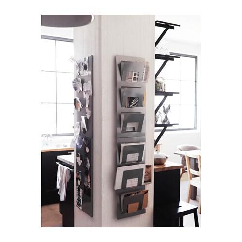 Ikea porte revue mural - Porte magazine mural ikea ...
