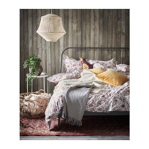 Sprangort Housse De Couette Et Taie 150x200 65x65 Cm Ikea