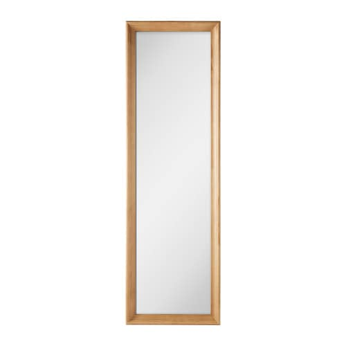 Stockholm ikea and mirror on pinterest for Miroir a coller ikea