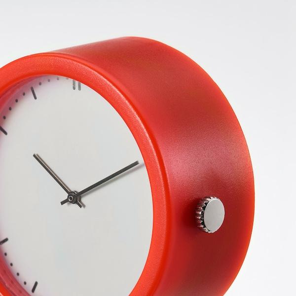 STAKIG horloge rouge 1.8 cm 16.5 cm 4 cm