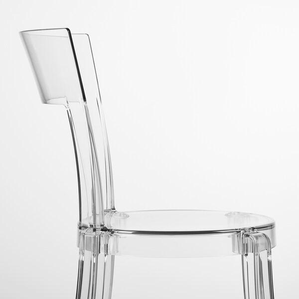 Stein Chaise Transparent Ikea