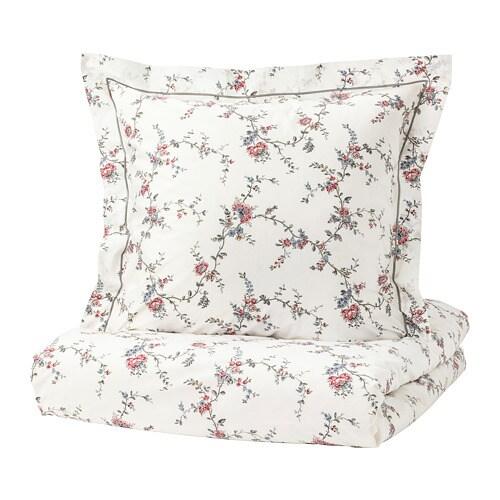 housse de couette ikea fleur. Black Bedroom Furniture Sets. Home Design Ideas