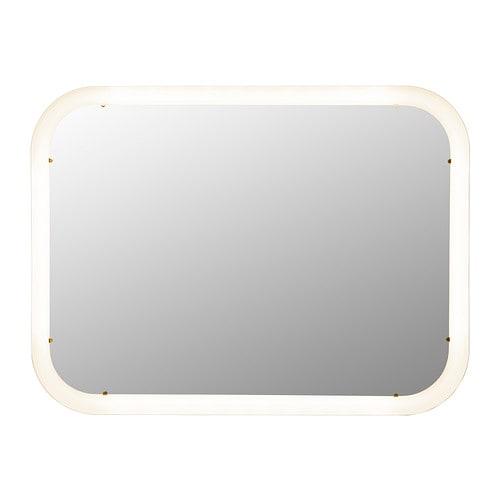 Storjorm Miroir Avec Clairage Int Gr Ikea