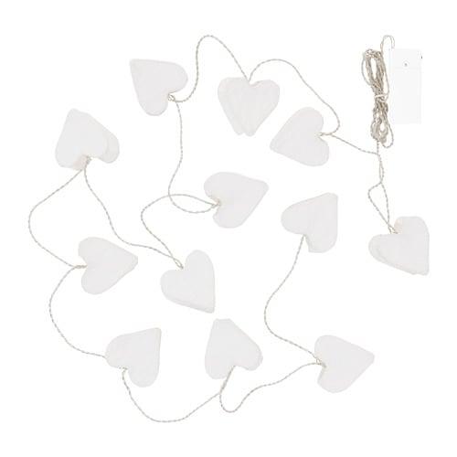 Stråla Guirlande Lumineuse à Led 12 Amp Ikea