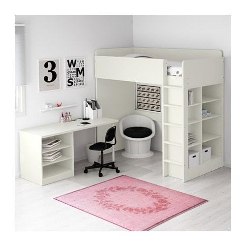 Assez STUVA Combi lit mezz+2 tabl/3 tabl - IKEA QJ15