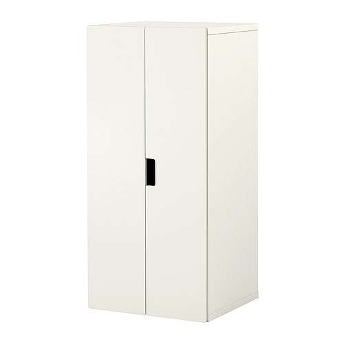 stuva combinaison rangement portes blanc blanc ikea. Black Bedroom Furniture Sets. Home Design Ideas