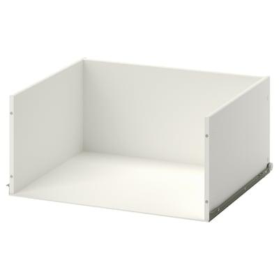 STUVA GRUNDLIG tiroir sans face blanc 32 cm