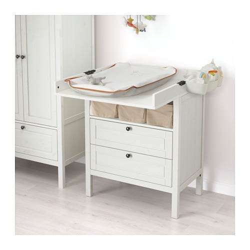 Emejing table a langer commode malm photos lalawgroup us