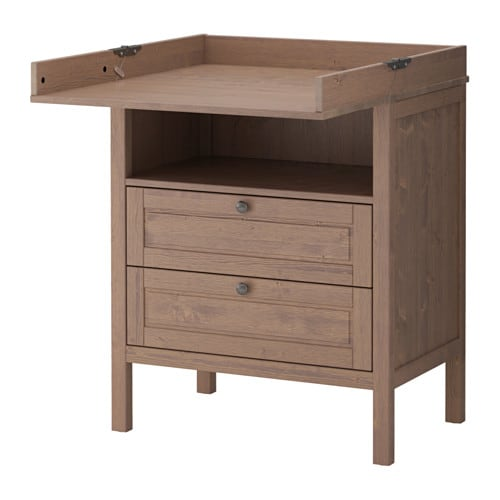 Commode A Langer Ikea : Sundvik table à langer commode ikea