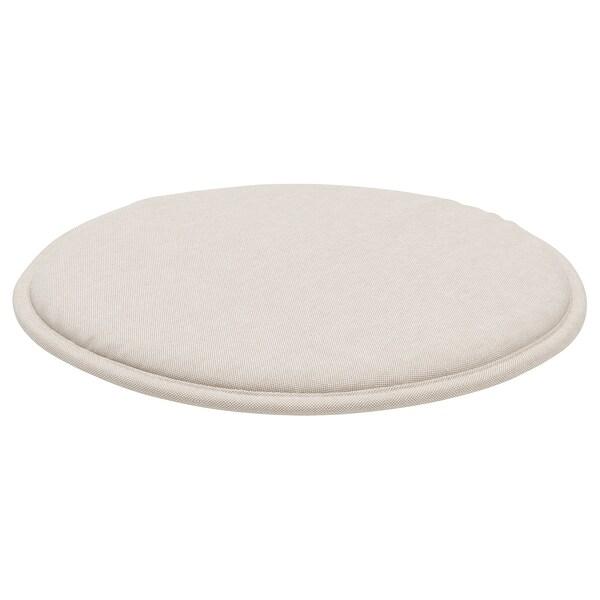 SUNNEA Carreau de chaise, Lofallet beige, 36x2.5 cm