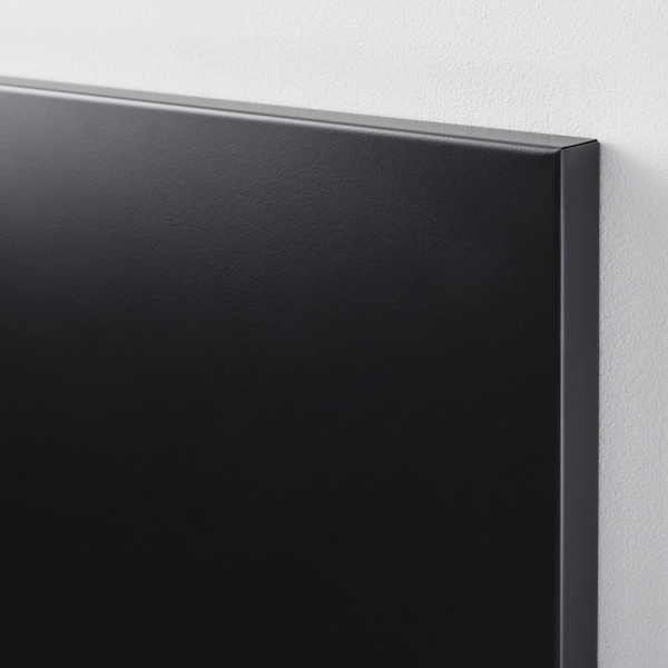 SVENSÅS Tableau-mémo, noir, 40x60 cm