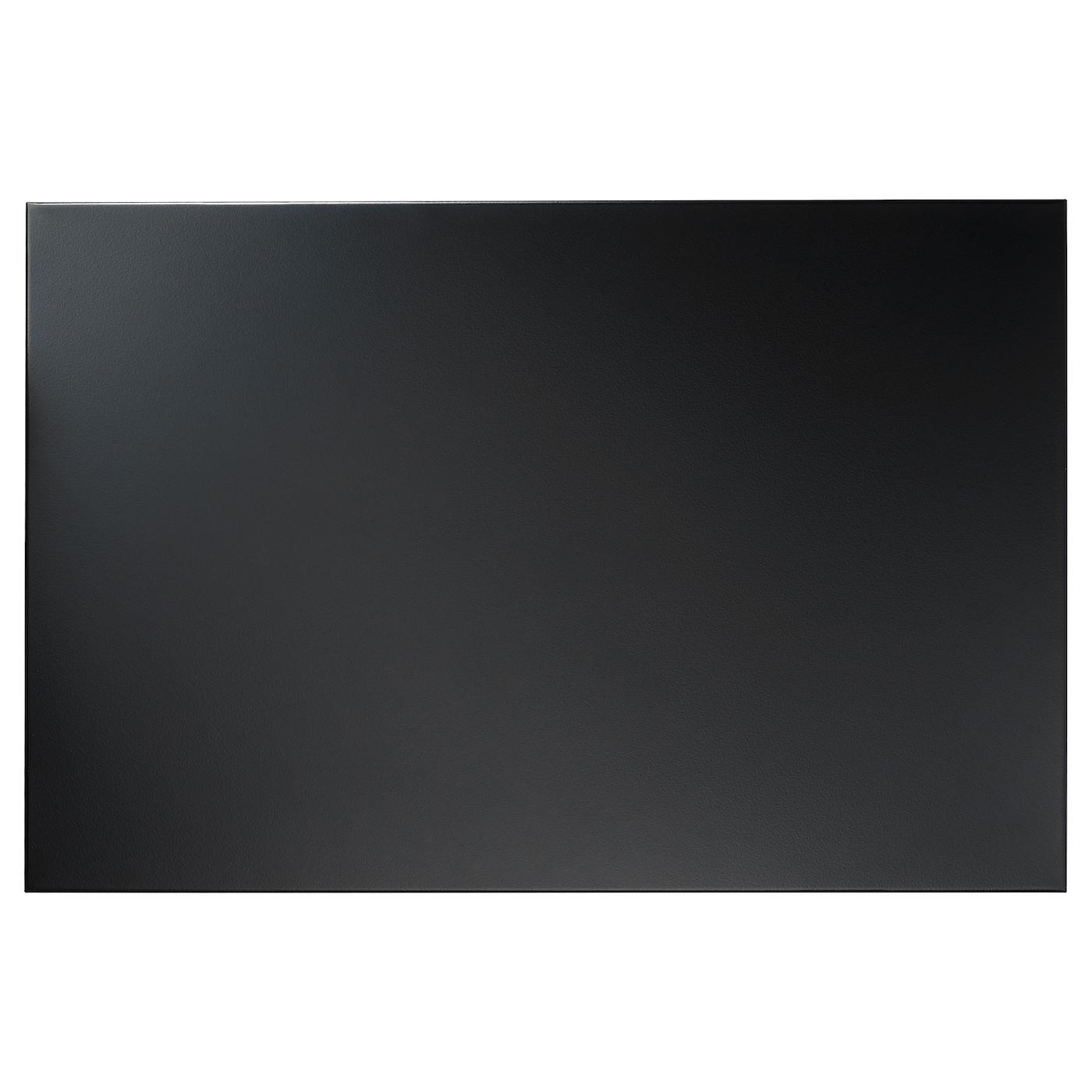 /étiquette de prix IMIKEYA Panneau de tableau en bois mini panneaux de tableau noir plus /épais tableau de m/émo 1pcs 22 x 15CM Black base en bois recto-verso panneau daffichage de message