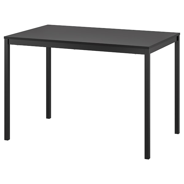 TÄRENDÖ table noir 110 cm 67 cm 74 cm