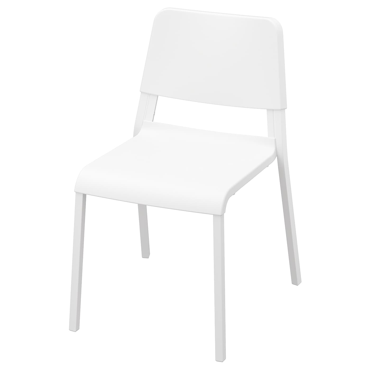 teodores chaise blanc
