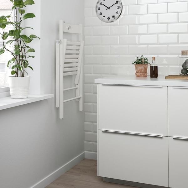 TERJE Chaise pliante, blanc IKEA