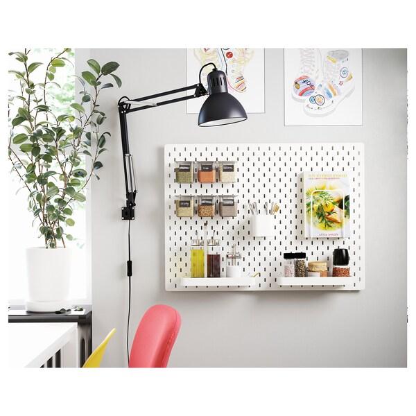 TERTIAL Lampe de bureau, gris foncé