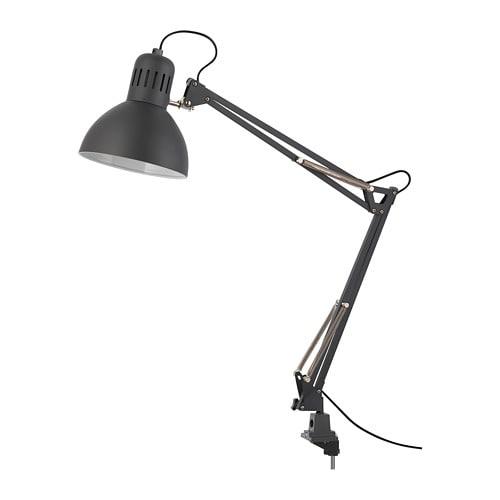 tertial lampe de bureau ikea. Black Bedroom Furniture Sets. Home Design Ideas