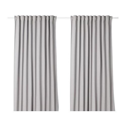 TIBAST Rideaux, 1 paire - IKEA