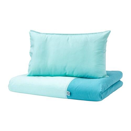 tillgiven housse couette et taie b b ikea. Black Bedroom Furniture Sets. Home Design Ideas